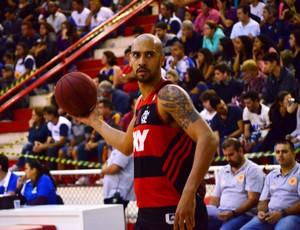 Marquinhos Flamengo Basquete (Foto: Danilo Sardinha/GloboEsporte.com)