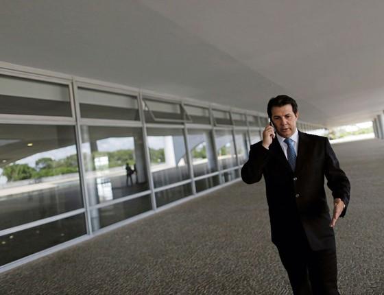 Arthur Maia (PMDB-RJ) relator da reforma da previdência.A incerteza aumenta a responsabilidade do Legislativo (Foto:  Ueslei Marcelino/Reuters)