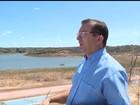 Transposição de água do açude  Caldeirão em Piripiri causa polêmica
