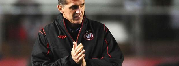 Vagner Mancini São Paulo x Atlético-PR (Foto: Marcos Ribolli / Globoesporte.com)