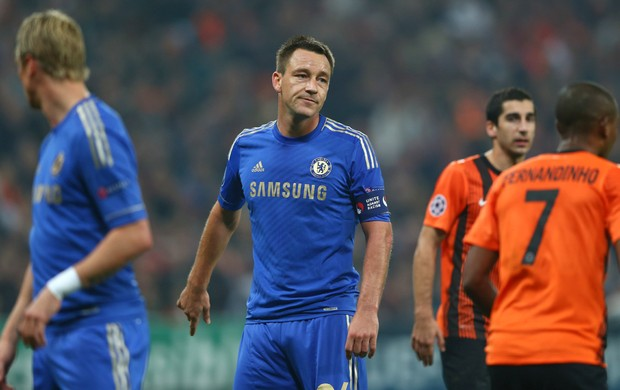 John Terry Chelsea Shakhtar (Foto: Getty Images)