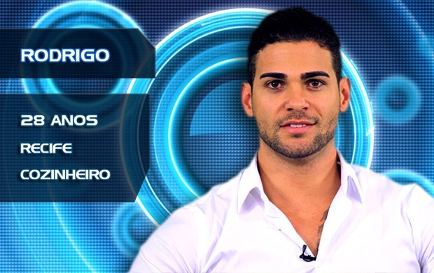 Rodrigo (Foto: Divulgação)