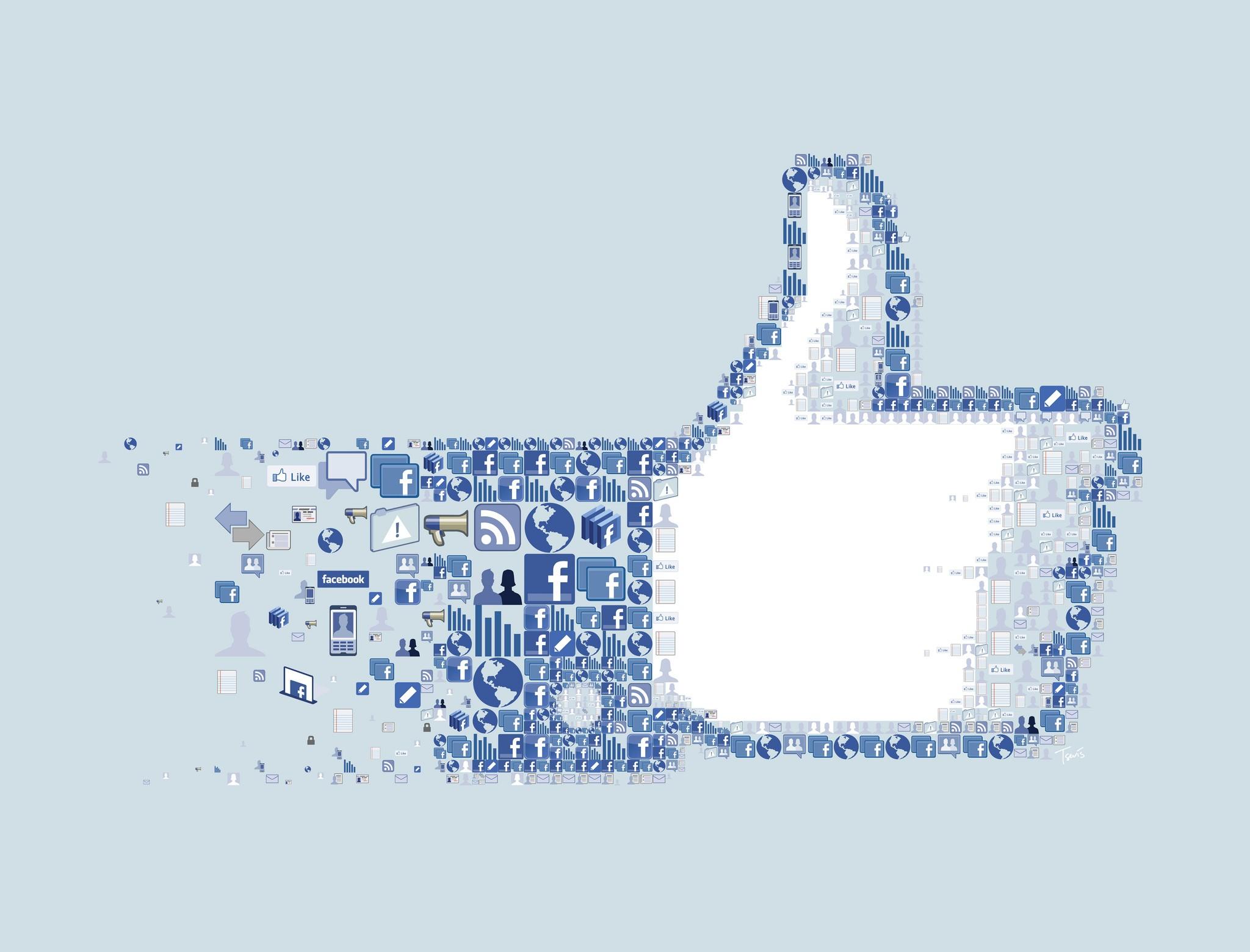 Como o Facebook muda nosso comportamento social