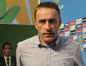 Paulo Bento, técnico de Portugal (Foto: EFE)