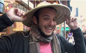 Samuel Vieira apresenta o bairro de Chinatown, em São Francisco