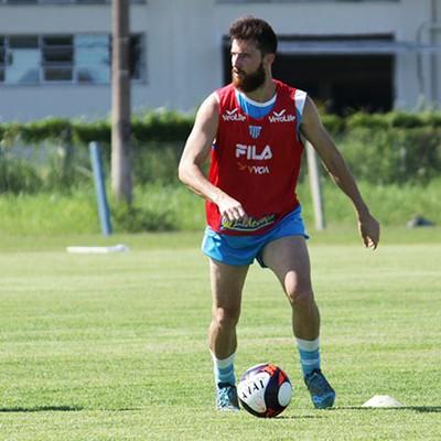 Toshi Diego Jardel Avaí (Foto: André Palma Ribeiro/Avaí F.C.)