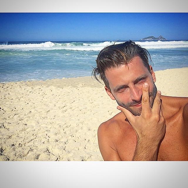 Henri Castelli (Foto: Reprodução/Instagram)