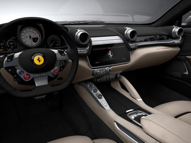 Ferrari GTC4Lusso (Foto: Divulgação)
