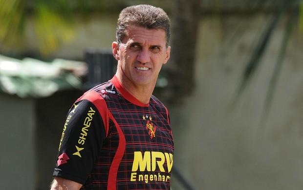 Vágner Mancini - Sport (Foto: Aldo Carneiro / Pernambuco Press)