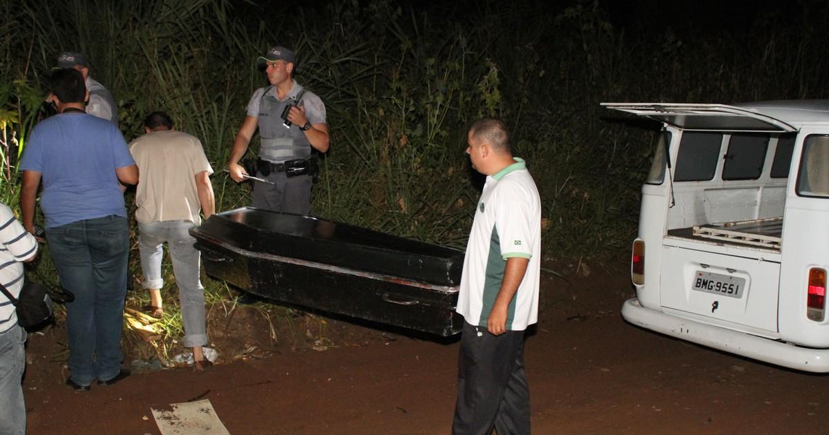 Polícia identifica corpo encontrado carbonizado em São Carlos, SP - Globo.com