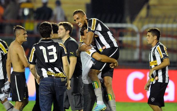 Rafael Marques Botafogo campeão carioca 2013 (Foto: André Durão / Globoesporte.com)