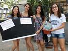 Veja como foi o 1º dia de provas do Enem em Macapá; FOTOS