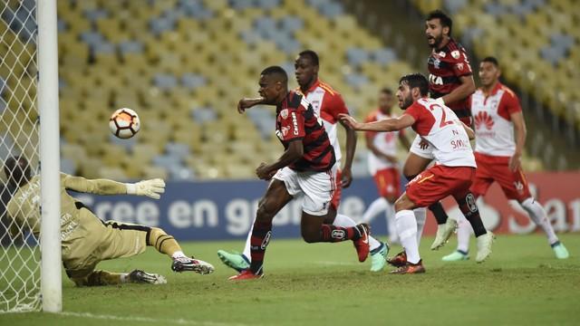 7b964c8294 Flamengo x Santa Fe - Taça Libertadores 2018 - globoesporte.com