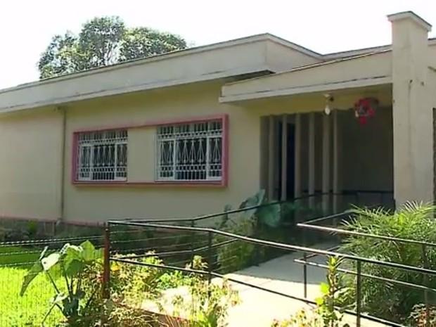 Casa de repouso foi interditada pela Justiça em Forquilhinha (Foto: Reprodução/RBS TV)