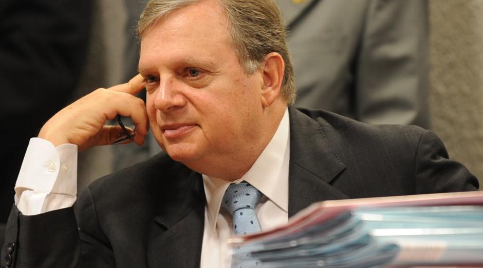 Tasso Jereissati poderia ser candidato em eventuais eleições indiretas (Foto: Agência Brasil)