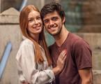 Eliza (Marina Ruy Barbosa) e Jonatas (Felipe Simas) | Globo/Artur Meninea