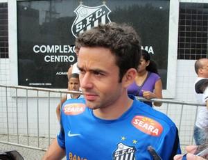 Juan Santos (Foto: Lincoln Oliveira / Globoesporte.com)