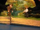 Espetáculos de bonecos são exibidos em Curitiba no fim de semana