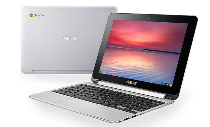 Asus Chromebook Flip C100 oferece versão com RAM de 2 ou 4 GB (Foto: Divulgação/Asus)
