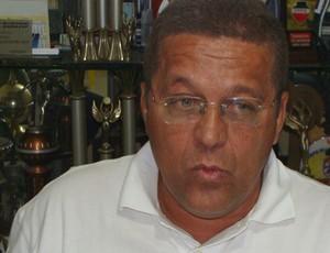 Josimar Barbosa (Joba), gerente de futebol do Treze (Foto: Divulgação / Treze)