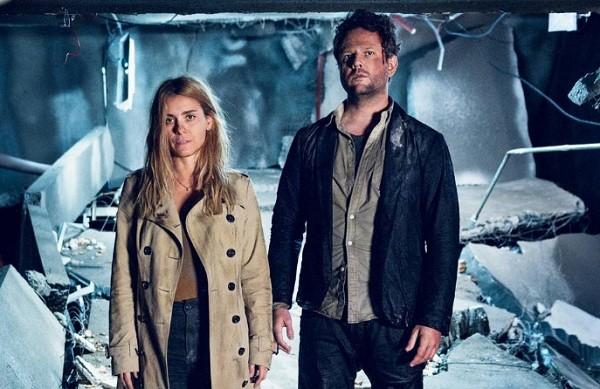"""Personagens de Carol e Selton Mello são soterrados em série: """" (Foto: Reprodução/ TV Globo)"""
