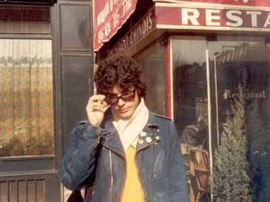 Antes de ser vocalista do RPM, jurado tinha dificuldade de escrever músicas (Foto: Arquivo Pessoal)