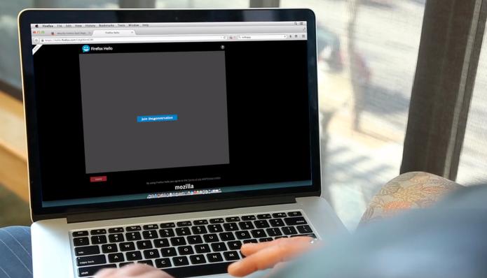Firefox Hello começa a chegar para usuários da versão 35 do navegador (Foto: Reprodução/Mozilla)