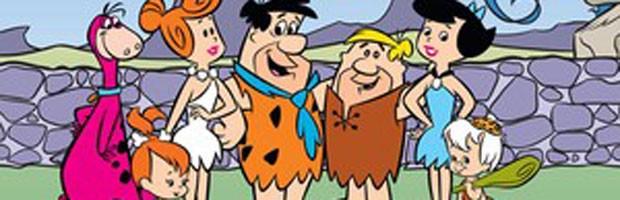 Os personagens de 'Os Flintstones' (Foto: Divulgação)