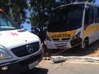 Micro-ônibus desgovernado mata homem na Zona Norte de Natal