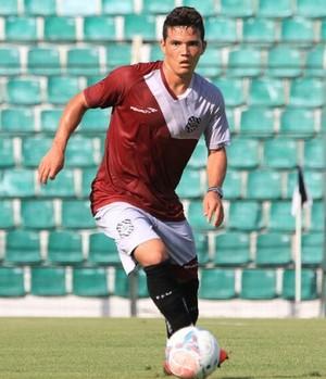 William Cordeiro lateral lateral-direito Figueirense (Foto: Luiz Henrique / Figueirense FC)