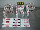 PRF apreende 560 maços de cigarros de origem paraguaia; jovem é preso