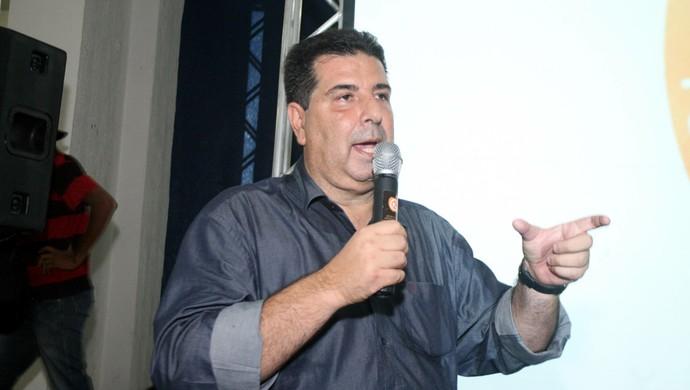 Zeca Pirão, presidente do Remo (Foto: Cristino Martins/O Liberal)