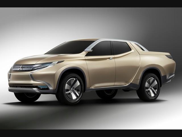 Mitsubishi GR-HEV Concept (Foto: Divulgação)