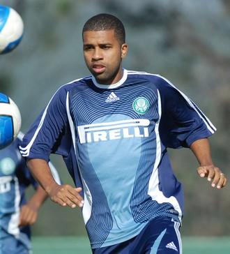 Leandro, Palmeiras, arquivo (Foto: Arquivo / Diário de São Paulo)