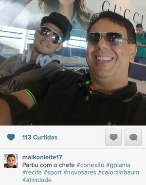 Maikon Leite (Foto: Reprodução / Instagram)