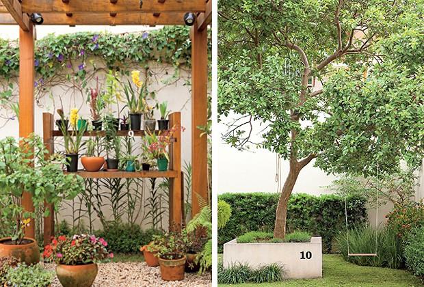 banco de jardim frases:10 ideias geniais para a decoração de jardim – Casa e Jardim