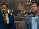 'Dois Caras Legais' tem Ryan Gosling e Russell Crowe em comédia policial