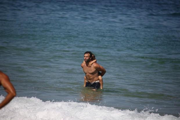 Jamie Mazur (Foto:  Gabriel Reis e Jc Pereira/ AgNews)
