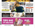 """Jornais italianos estampam polêmica de Icardi e """"inferno"""" do Inter de Milão"""