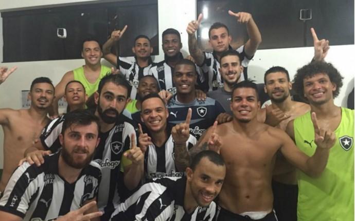 Instagram Otávio - Botafogo (Foto: Reprodução / Instagram)