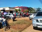 Eleitores lotam TRE-AC na capital (Bernardo Cardoso/Arquivo Pessoal)
