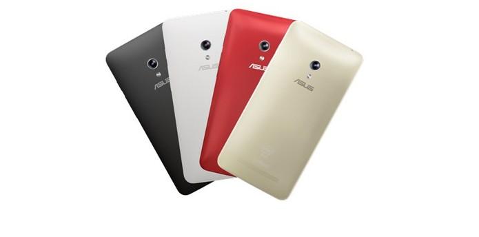 Capa traseira colorida para personalizar o Zenfone 5 (Foto: Divulgação/Asus)