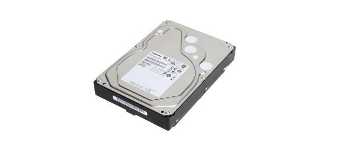 Novo HDD da Toshiba pode armazenar até 5 TB (foto: Reprodução/Toshiba)