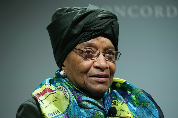 Ellen Johnson Sirleaf (Foto: Agência Getty Images)