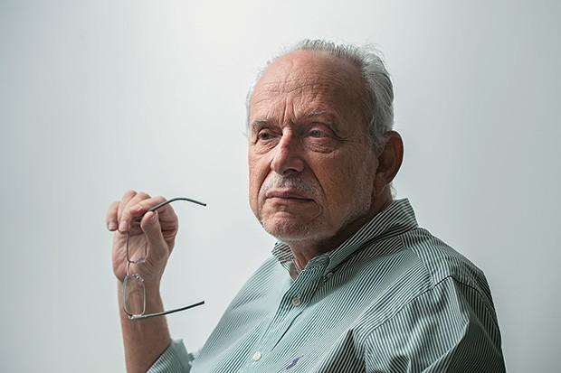 DIFERENTE Vladimir Magalhães, sócio da Ecoglobal. Ao contrário dos outros investigados poderosos, ele não  fugiu nem se escondeu.  Foi o único cujo contrato, considerado suspeito, foi cancelado pela Petrobras (Foto: Andre Arruda/ÉPOCA)