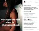Claudinha Gadelha sensualiza em rede social para divulgar produto