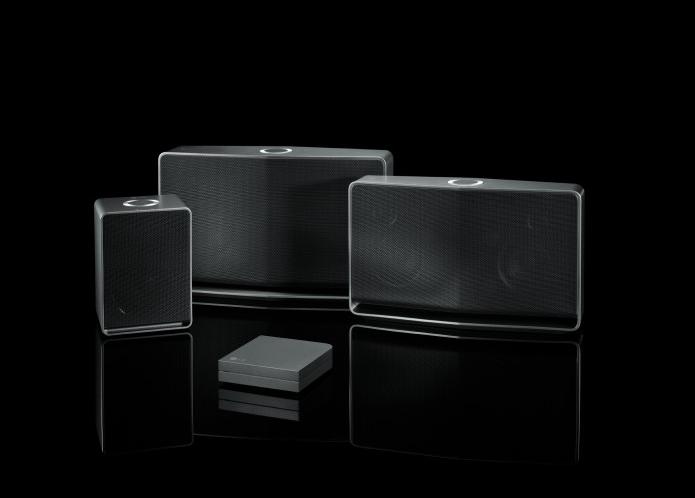 LG anunciou nova série de alto-falantes (Foto: Divulgação/LG)