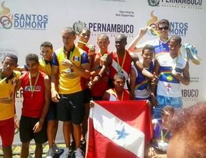 Pará consegue dez medalhas no 36º Troféu Norte-Nordeste de Atletismo (Foto: Divulgação)