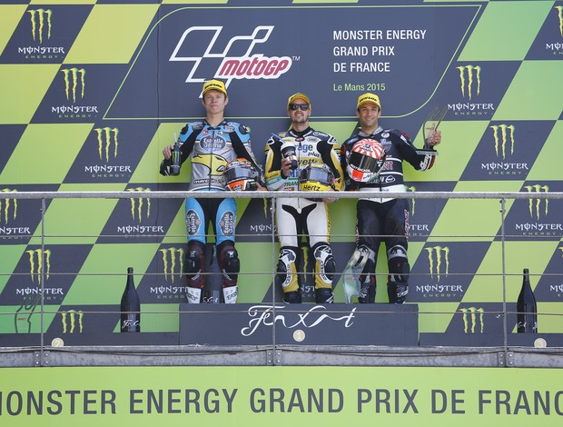 Podio M2 Le Mans Mundomoto