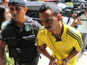 'Praguinha' é apontado como coordenador das ações bárbaras em São Luís (Foto: Divulgação/Secom)